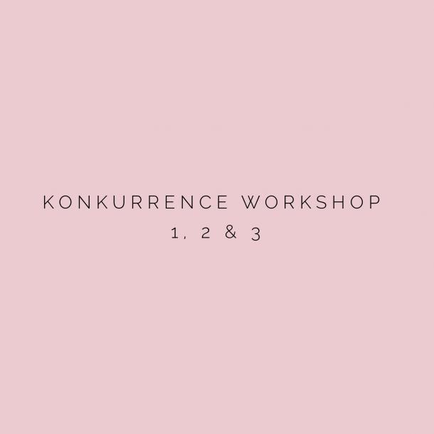 Komplet Konkurrence Workshop