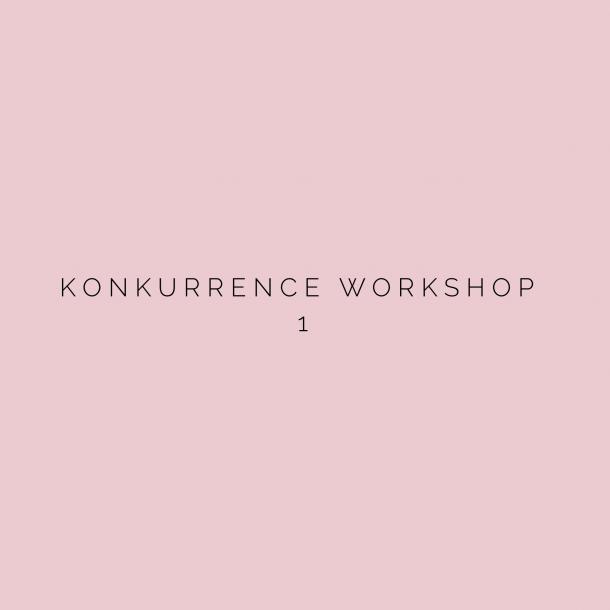 Konkurrence Workshop 1